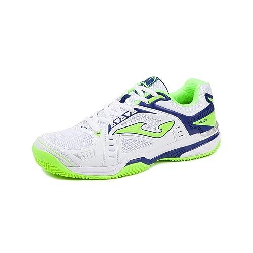 Zapatillas Tenis JOMA Hombre T.Mach White Clay T.MATS-802-42 ...