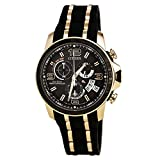 Citizen Eco-Drive Men's BY0119-02E Chrono-Time A-T Limited Edition Analog Display Black Watch