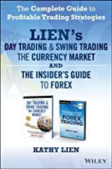 Lien's Day Trading and Swing Trading the Currency Market and The Insider's Guide to Forex Hardcover
