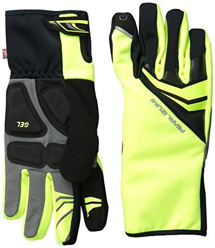 Pearl Izumi Elite Softshell Gel Winter Bike Gloves Screaming