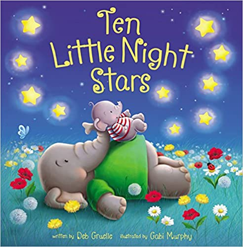 Ten Little Night Stars