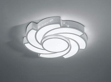 ZHYWJ Lámpara de Techo de los hierros, Luces de Techo de ...