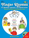 img - for Finger Rhymes for Holidays, Seasons, and Celebrations book / textbook / text book