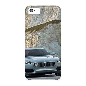 Excellent Design Bmw Concept Model Phone Case For Iphone 5c Premium Tpu Case