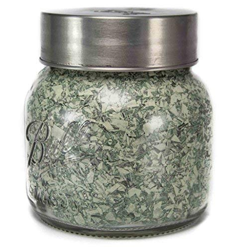 JarNotes.com Half Gallon Money Jar ()