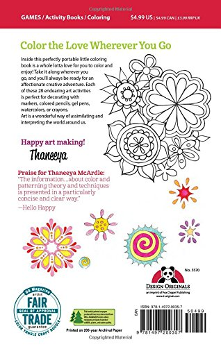 Counting Number worksheets math addition coloring worksheets : Amazon.com: Color Love Coloring Book: On-The-Go! (On-The-Go ...