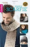 img - for Simply Scarfie | Crochet | Leisure Arts (75586) book / textbook / text book
