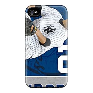 New Arrival Cover Case With Nice Design For Iphone 4/4s- New York Yankees