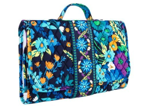 Vera Bradley Women's Changing Pad Clutch Midnight Blues One Size ()