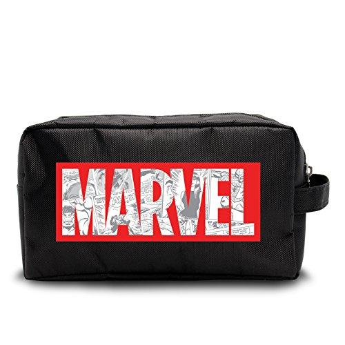 Bolsa Aseo Abystyle Logo De Marvel fwBFW5z1q