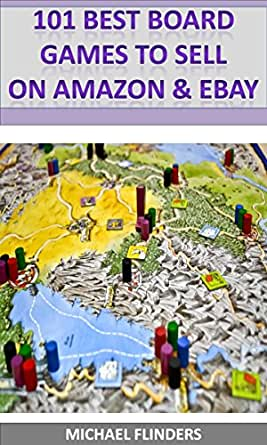 Amazon.com: 101 Best Board Games To Sell On Amazon & eBay