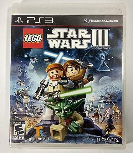 LucasArts Lego Star Wars III - Juego (PS3, PlayStation 3, Acción / Aventura, E10 + (Everyone 10 +)): Amazon.es: Videojuegos