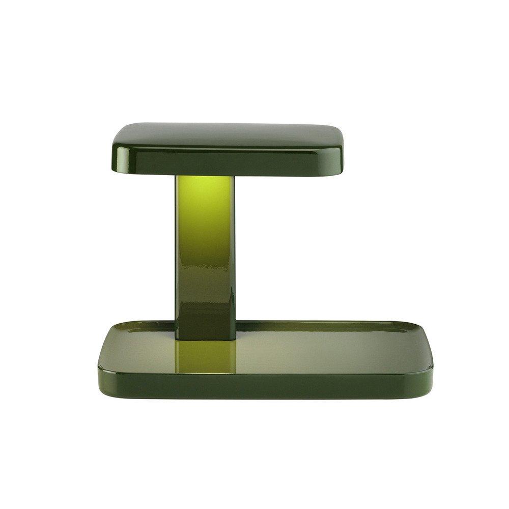 Flos Flos Flos Piani Tischleuchte, grün H  20cm f9b0c6