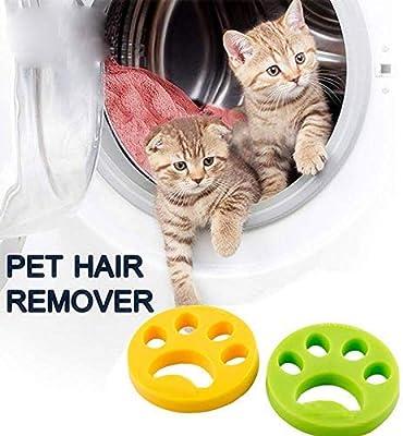 Proglam Removedor de Pelo para lavandería Perro Gato Pelo ...