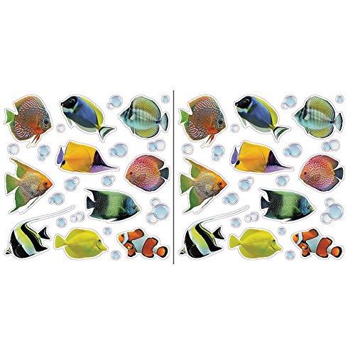 Crearreda CR64004 Fishes Window Decals