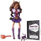 Monster High - Muñeca Clawdeen Wolf (Mattel)