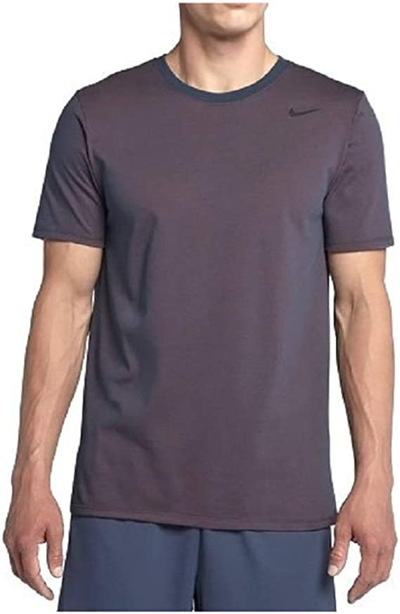 NIKE Herren Kurzarm Shirt Dri Fit Cotton Version 2.0: Amazon