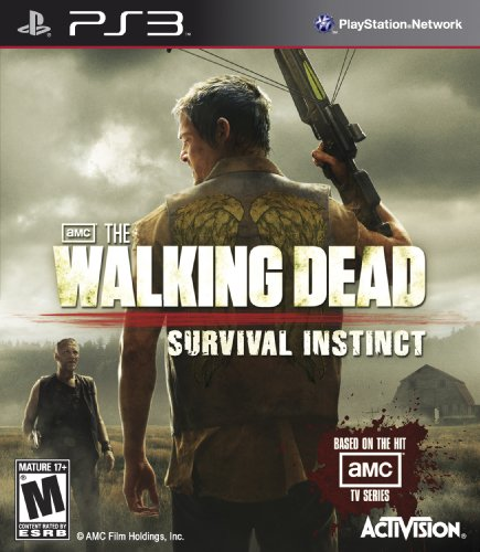 The Walking Dead: Survival Instinct - Playstation 3 (Best Zombie Games For Ps3)