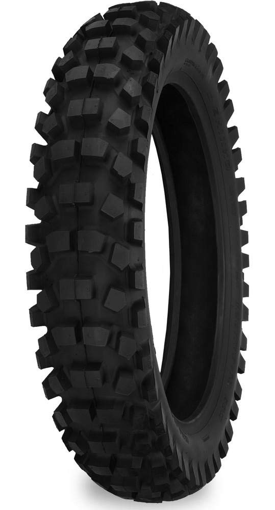 Shinko 500 Series Hard Terrain Rear Tire 120/100-18 XF 87-4370-MPR2