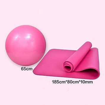 DHG Bola de Yoga para Principiantes, tapete de Yoga, Ampliar ...