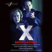 Secret Agendas: The X-Files Anthologies, Book 3 | Jonathan Maberry
