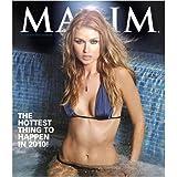 Maxim 2010 Poster Wall Calendar 15x13