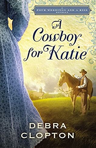 book cover of A Cowboy for Katie