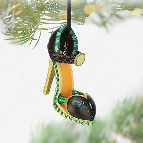 Disney Frozen Anna Shoe Ornament