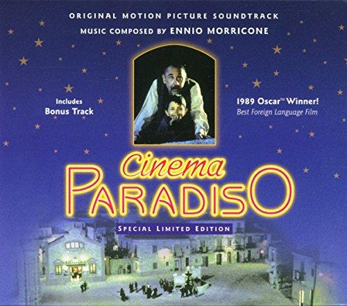 Cinema Paradiso (1988) Movie Soundtrack