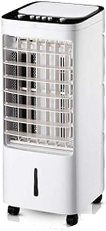 Refrigerador de Aire evaporativo portátil 3 en 1 con Funciones de Ventilador, humidificador Industrial y purificador de Aire, 60W, L25xW28xH58cm: Amazon.es: Hogar
