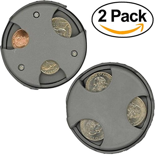 coin holder for car console - 4