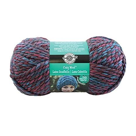Cozy Wool Yarn Yarn, 4 5 oz in Subtlety by Loops & Threads