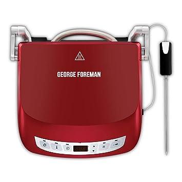 George Foreman 24001-56 parrilla eléctrica de contacto - Parrillas ...