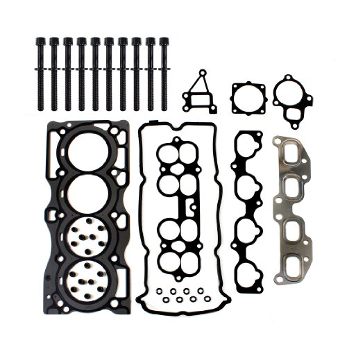 Head Gasket Set  Valve Cover Assembly Bolts Fits 02-06 Nissan 2.5L DOHC QR25DE