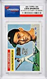 Luis Aparicio Chicago White Sox Autographed 2002 Topps #292 Card - Pack Pulled - Fanatics Authentic Certified