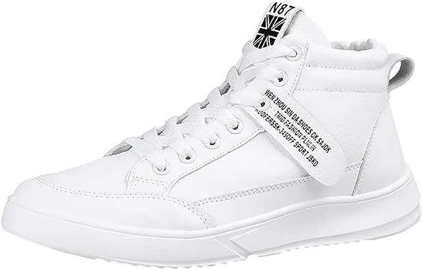 R-Cors Zapatillas de Deporte Hombres Running Zapatos para Correr Gimnasio Sneakers Deportivas Padel Transpirables Casual Montaña Deportivas con Cordones y Transpirables Casuales para Hombre: Amazon.es: Zapatos y complementos