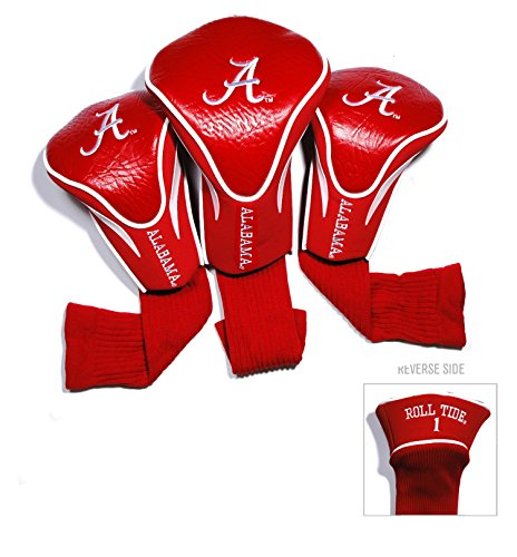 University of Alabama Contour Sock Headcovers (3 (3 Contour Sock Headcovers)