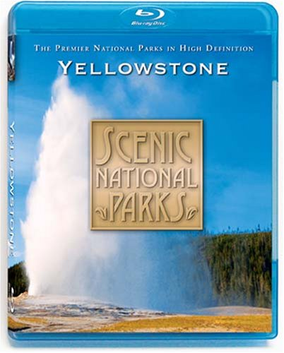Grand Park Rapids - Scenic National Parks: Yellowstone [Blu-ray]