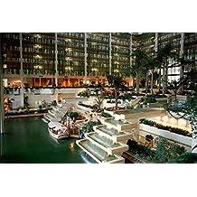 Marriott's Desert Springs Resort & Spa Palm Springs, California Original Vintage Postcard