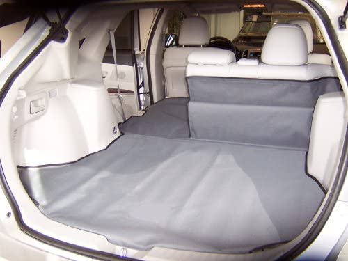 2009 – 2012 Toyota Venza Custom Pet Cargo Liner Color RealTree Style
