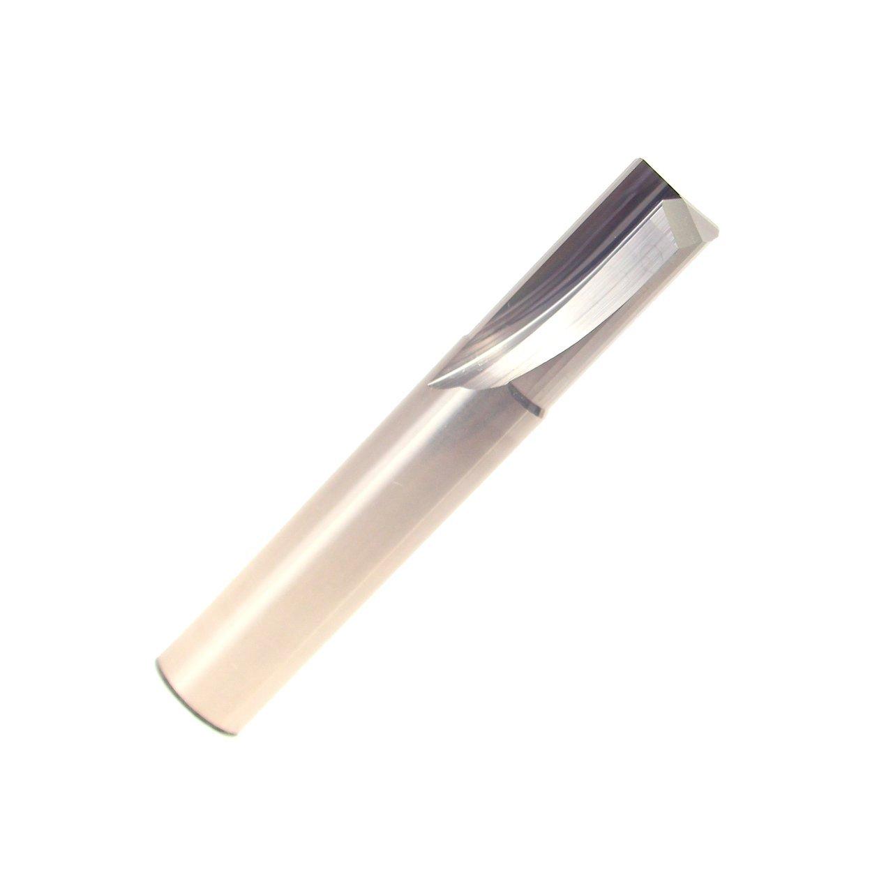 Drill America CBD 3//16 Carbide Chatterless Countersink 6 Flute 82 Degree