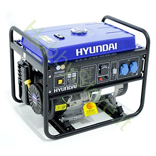 Generator Hyundai hy6500es 5,5kW