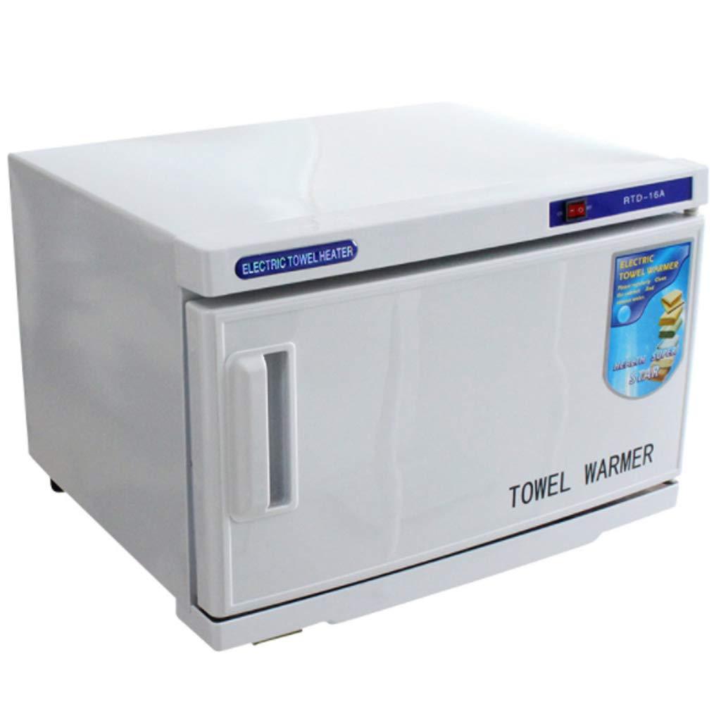 滅菌器, 16L紫外線熱い顔のタオルのキャビネット、美容院、鉱泉および家(タオルのキャビネット)のための用具のための滅菌装置の消毒のウォーマー   B07QLKQDP9
