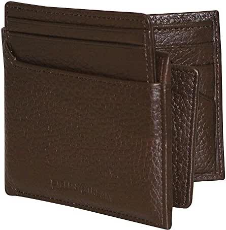 Field & Stream Provo Leather ID Convertible Thinfold Wallet