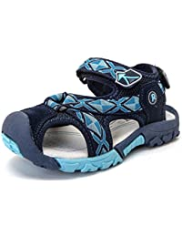 85bc0afc4 Summer Beach Outdoor Closed-Toe Sandals for Boys and Girls (Toddler Little  Kid