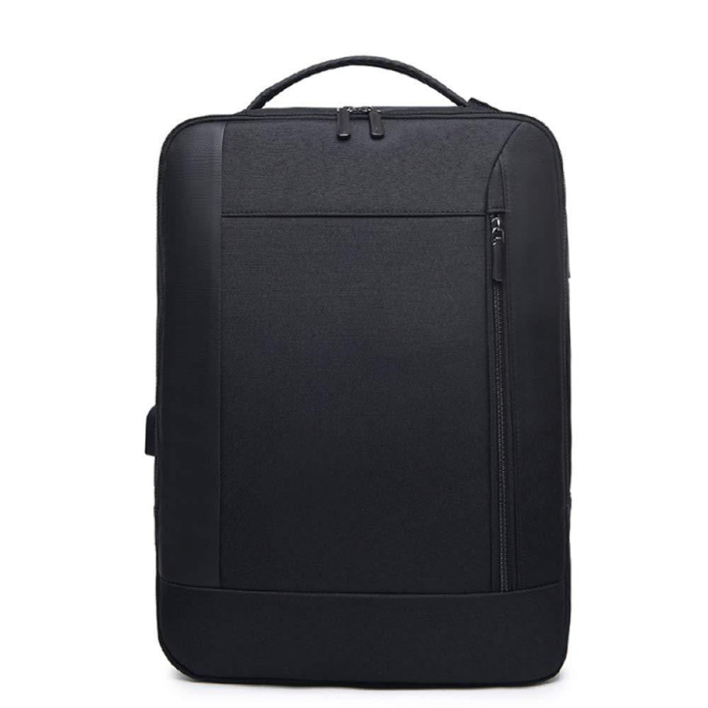 JIAN Mochila para para para Portátil De 15.6 Pulgadas Bolsa De Negocios Antirrobo Impermeable De Gran Capacidad con Puerto De Carga USB,Negro-15.6inch d8152e