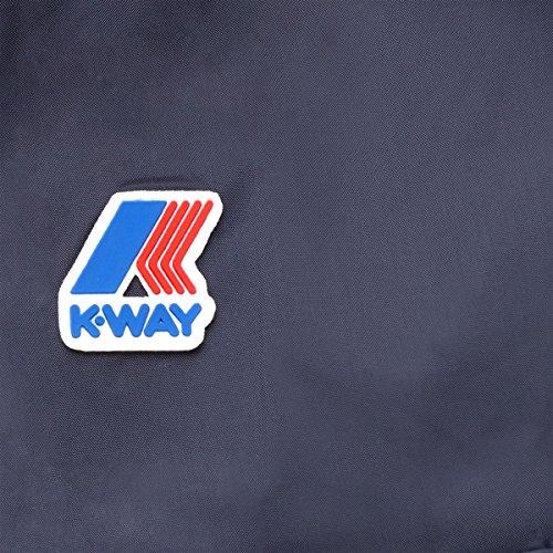 Giubbino Kee way uomo k007eao k89 manfield jersey blu spring summer 2017