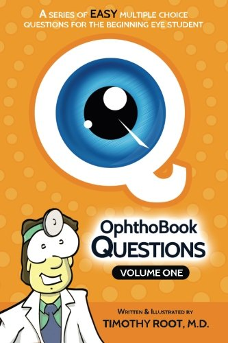 OphthoBook Questions - Vol. 1 (Volume 1)