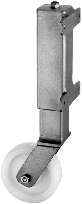6cm Federweg f/ür schwere Tore Pfister Torlaufrolle 450 kg Gefedert,Radlast bis max