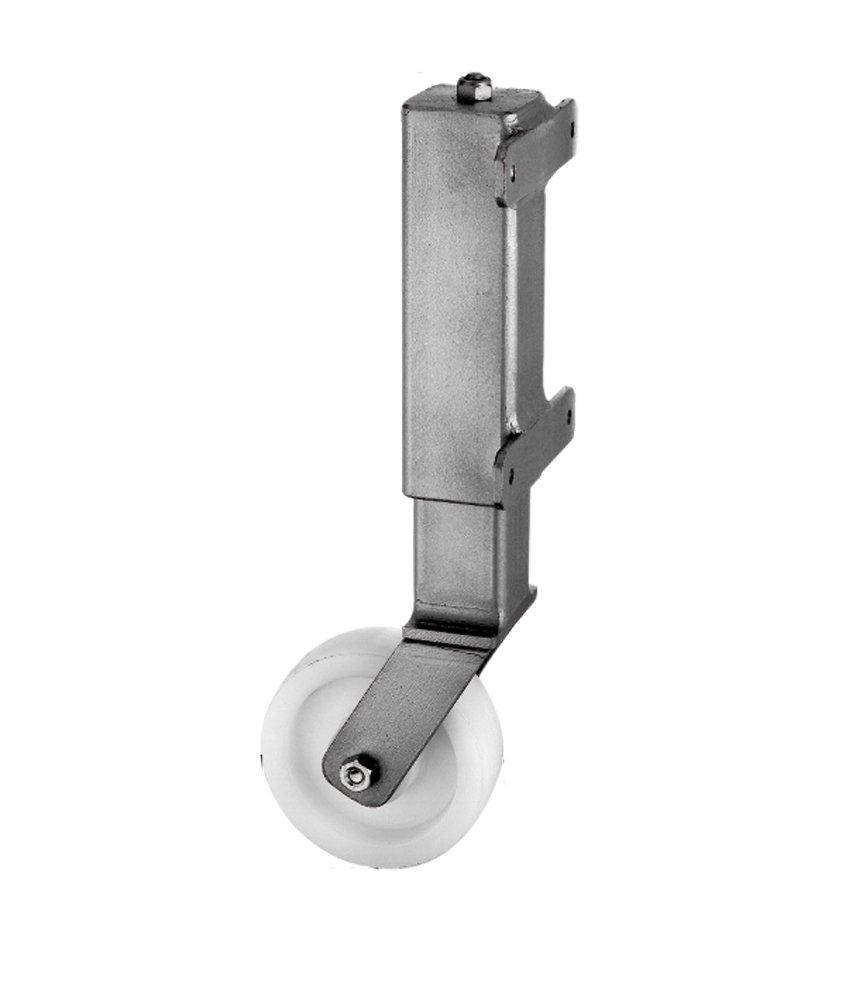 Gah-Alberts 416867 Torlaufrolle f/ür schwere und Breite: Tore bis 450 Kg Torgewinde R /ø 125 mm feuerverzinkt zum Anschrauben